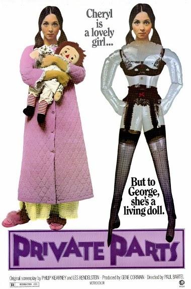 Ann gibbs private parts 1972 - 5 3