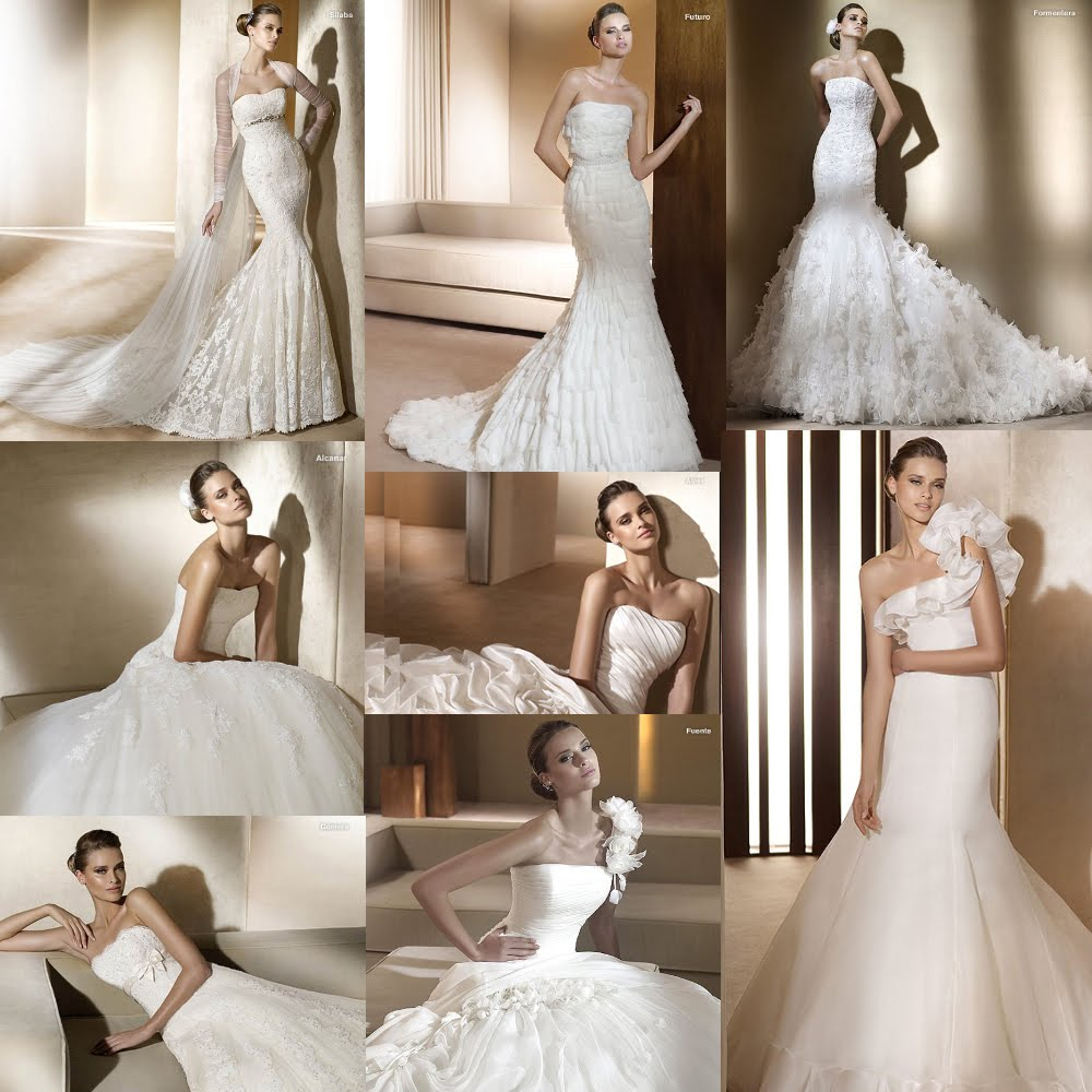 Abiti Collezione Weddingamp; 2011Blog Pronovias Events Caroli Sposa Da NOmw8nv0