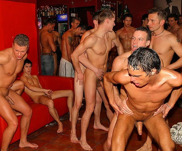 Gay sex clubs in nyc