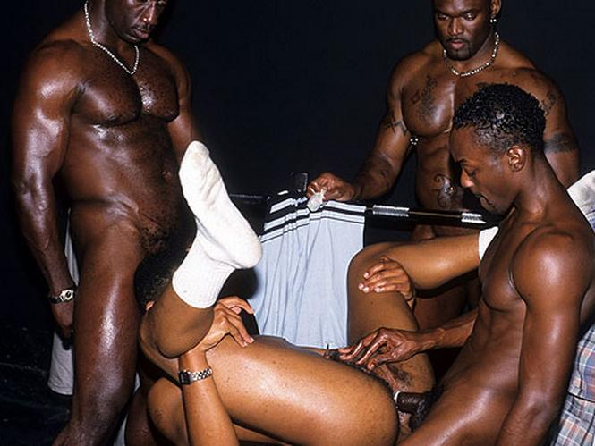 Black Fucking Men 2