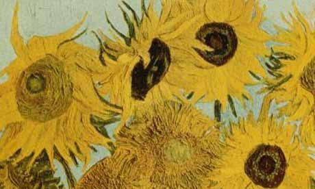 Pezzettino Sunflower Paintings