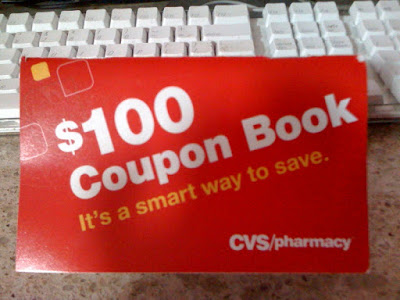 100 cvs coupon book with flu shot mylitter one deal at a time