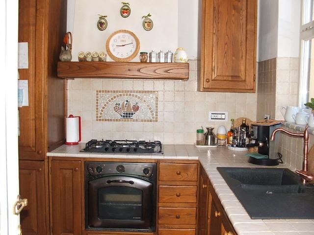 Top Casa della Mamma: Benvenuti nella mia cucina! KF94