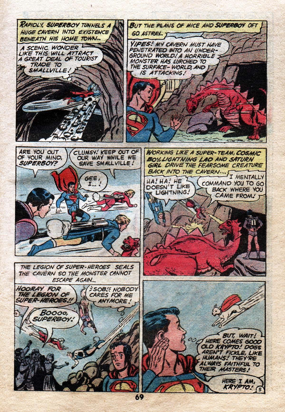 Read online Adventure Comics (1938) comic -  Issue #491 - 68
