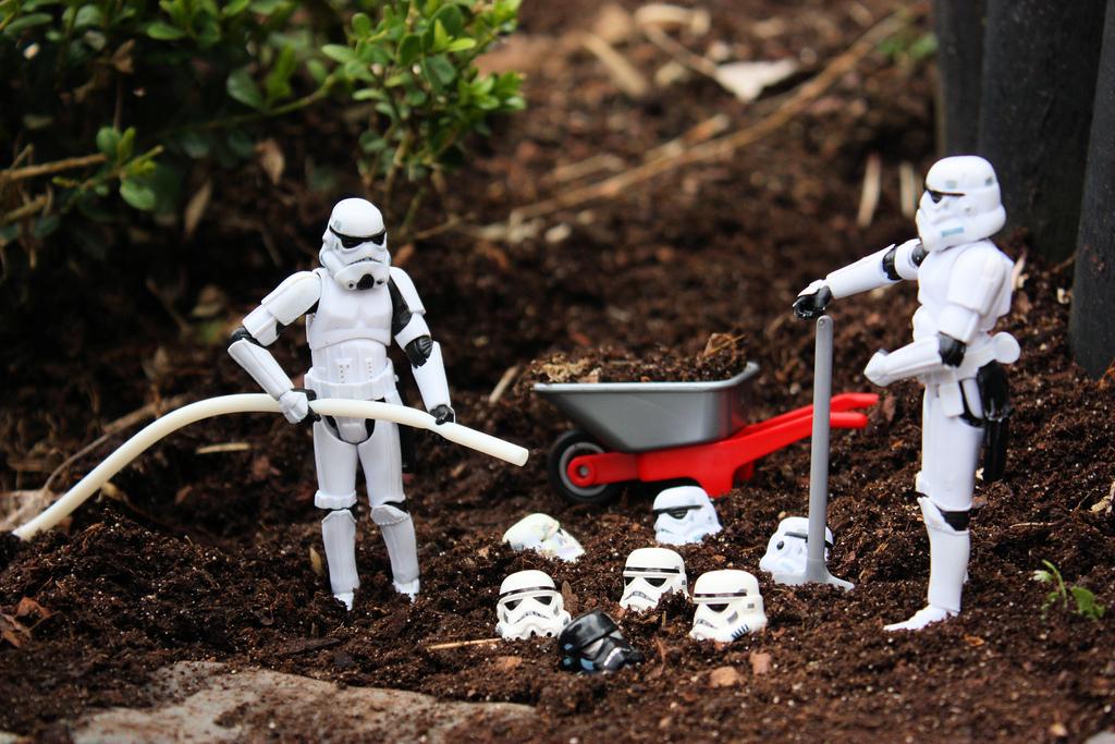 Make Something 365 Amp Get Unstuck Stormtroopers 365