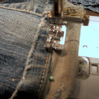 Hemming Jeans