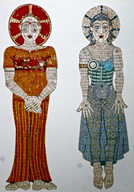 Emma Hill Cleo Mussi' Mosaics