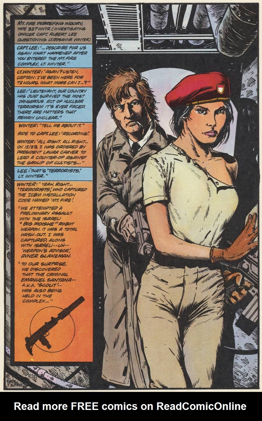 Read online Scout comic -  Issue #14 - 3