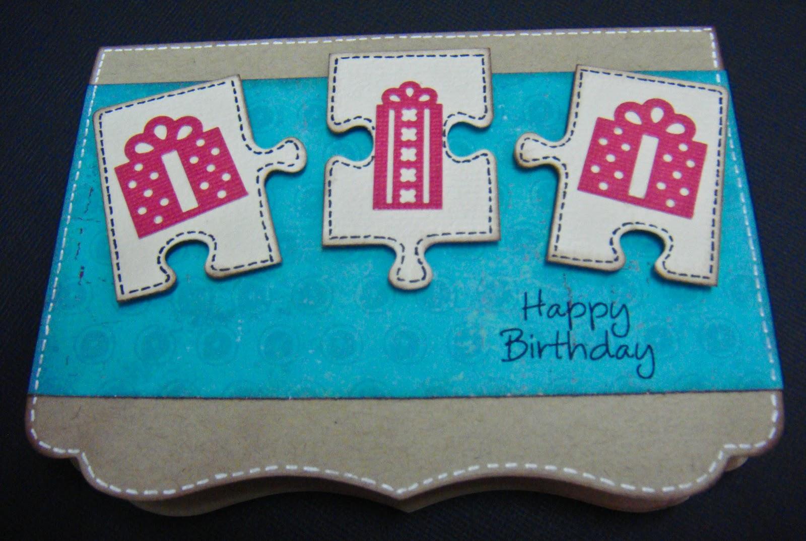 Pasteldaisies Craft Birthday Card For My 9 Yr Old Niece