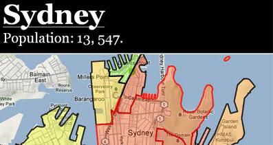 Maps Mania: The Mashup Australia Contest