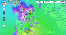 Maps Mania: Finding TV Channels with Google Maps on coaxial direction, air filter direction, ac filter direction, led direction, resistor direction,