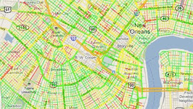Maps Mania New Orleans Cycling On Google Maps