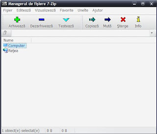 Download 7-Zip - Arhivator fisiere