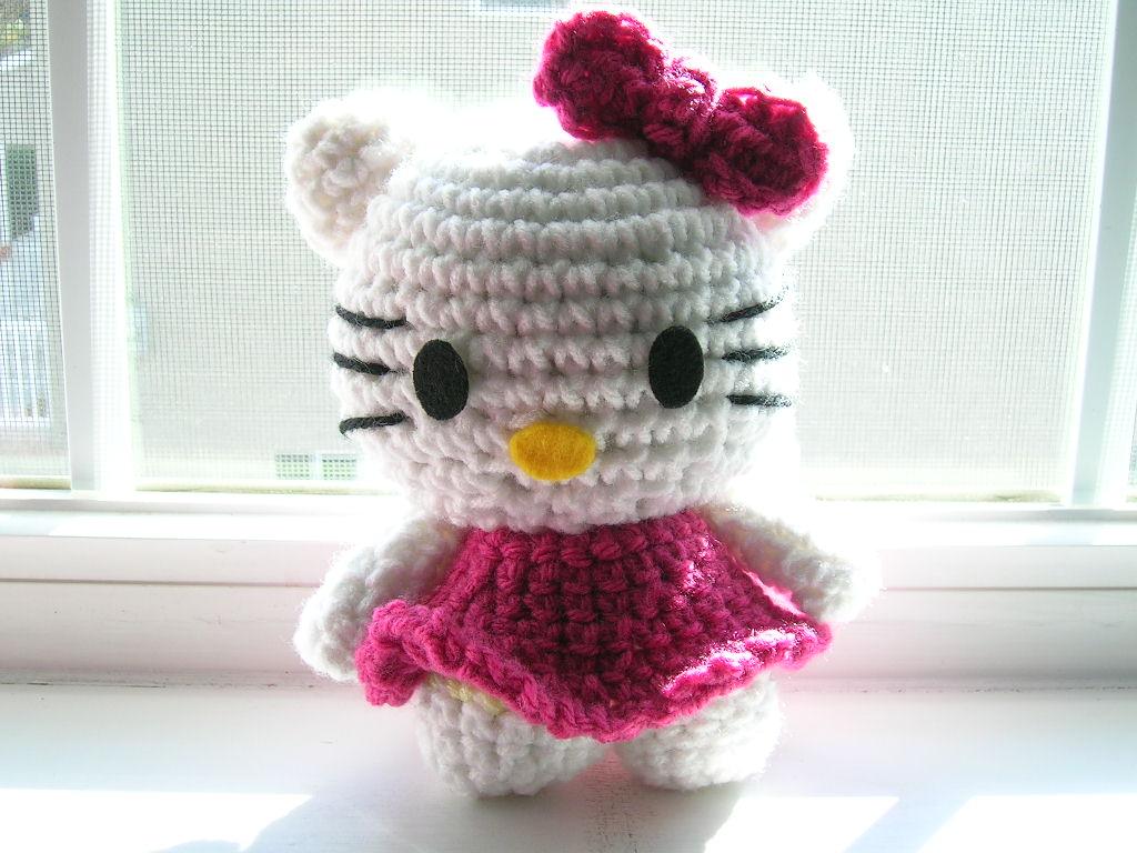 Free Hello Kitty Crochet Patterns Easy Crochet Patterns