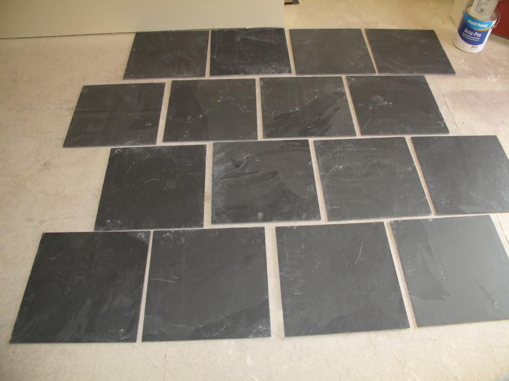 The Upper Forty Slate Flooring