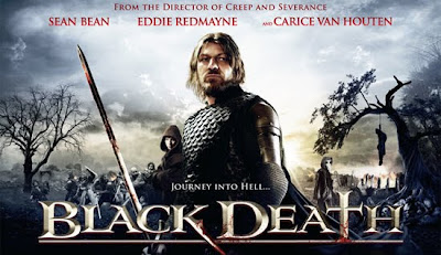 Black Death poster featuring Sean Bean