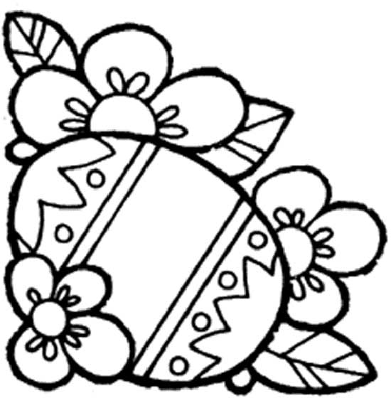 - Spring Coloring Pages Printable
