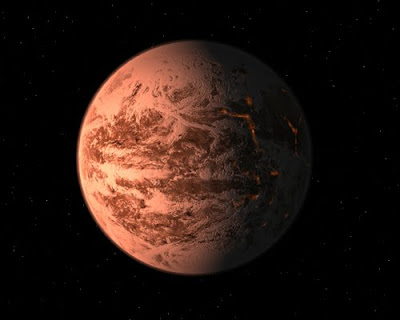 The Godless Geek Blog: Gliese 581G The New Earth We'll All ...