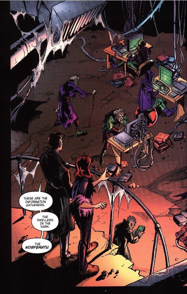 Read online Vampire the Masquerade comic -  Issue # Nosferatu - 26
