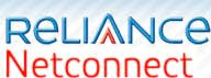 Reliance net connect logo