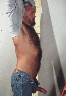 Man Moment Undressing 120