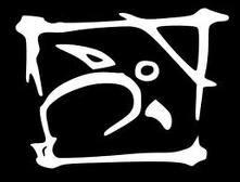 gambar penyu hitam putih logo terengganu