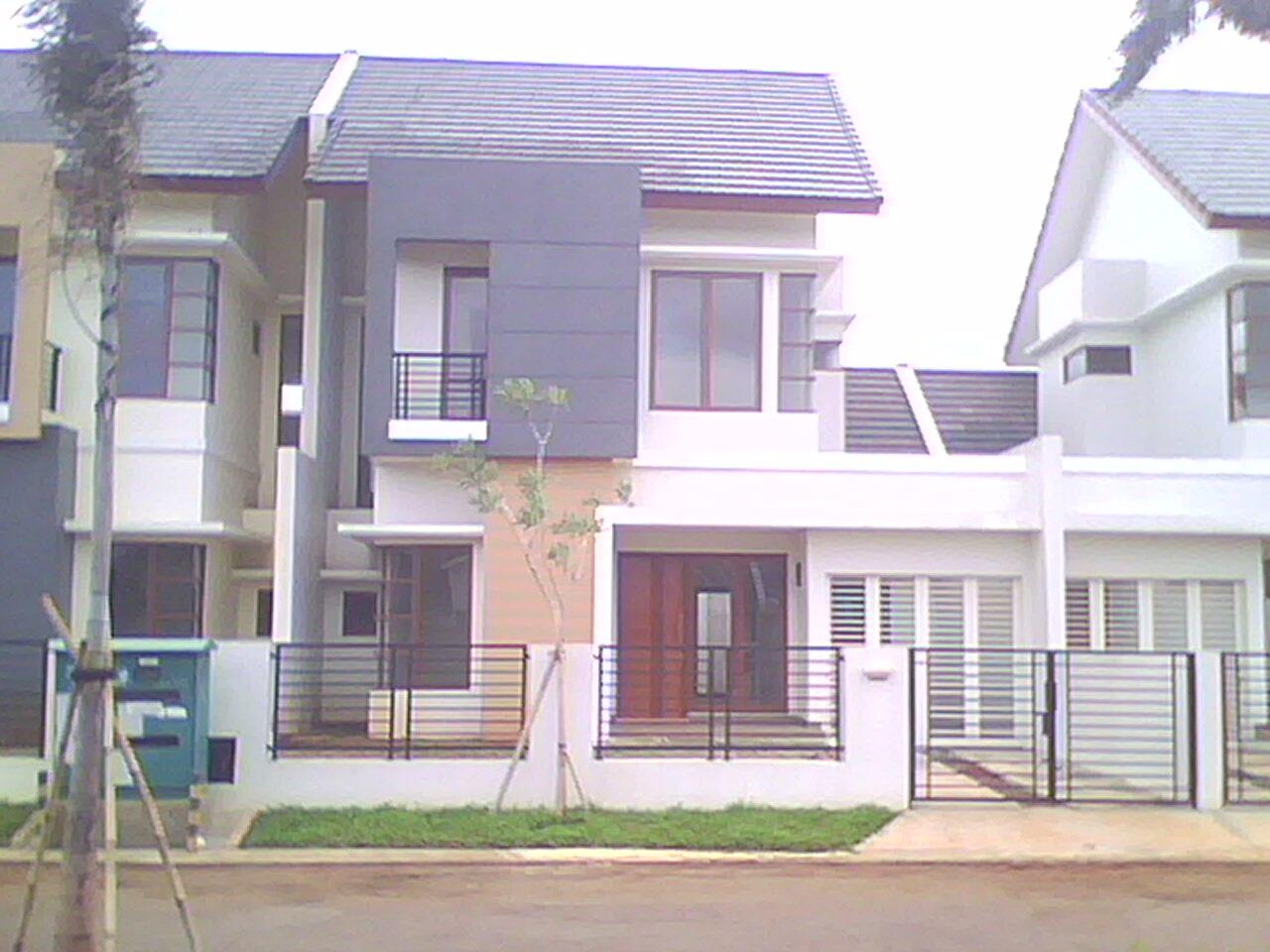 Warna Rumah Menghadap Timur