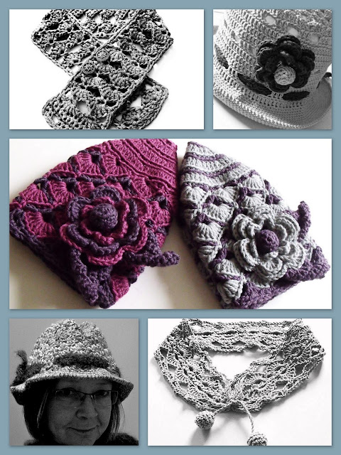 crochet patterns, how to crochet, hats, cloche, beanies, scarves,
