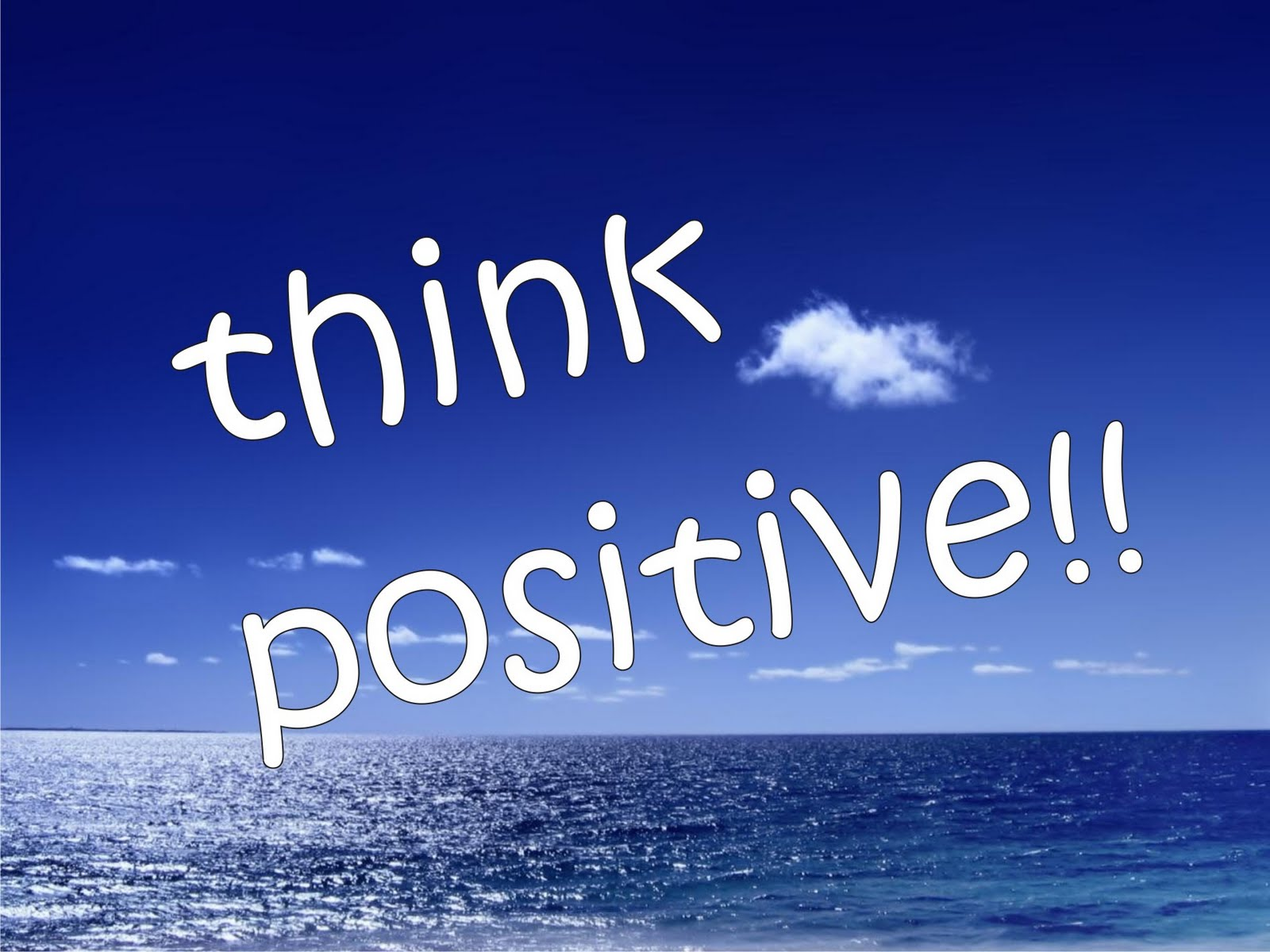 think positive quotes quotesgram