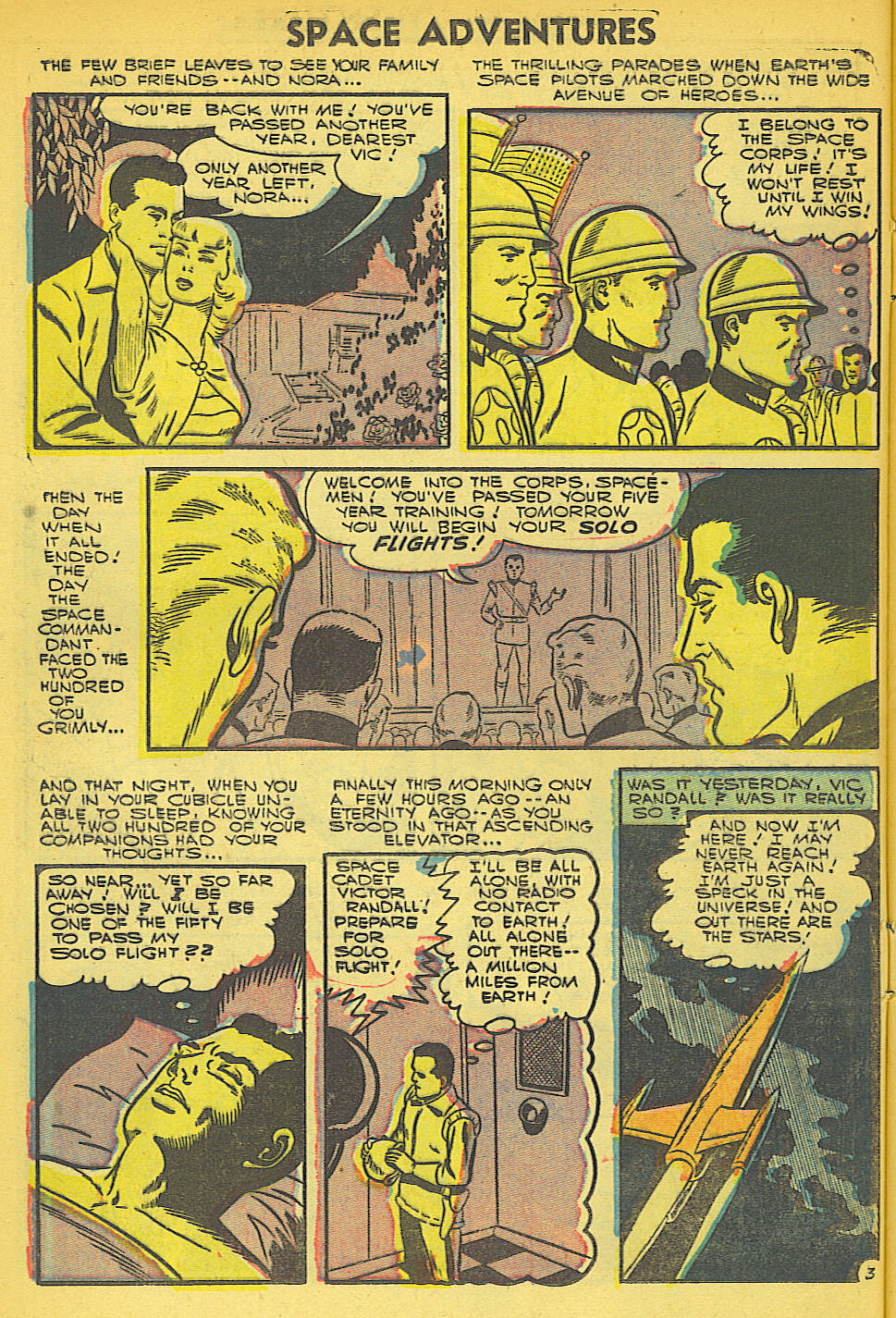 Space Adventures (1952) issue 21 - Page 12