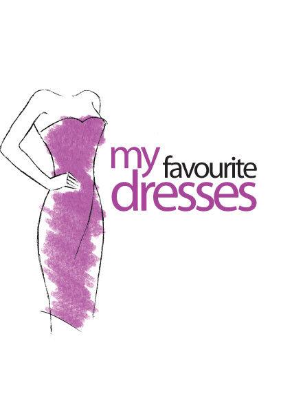 Not A Model: Carlucci Designs & My Favourite Dresses