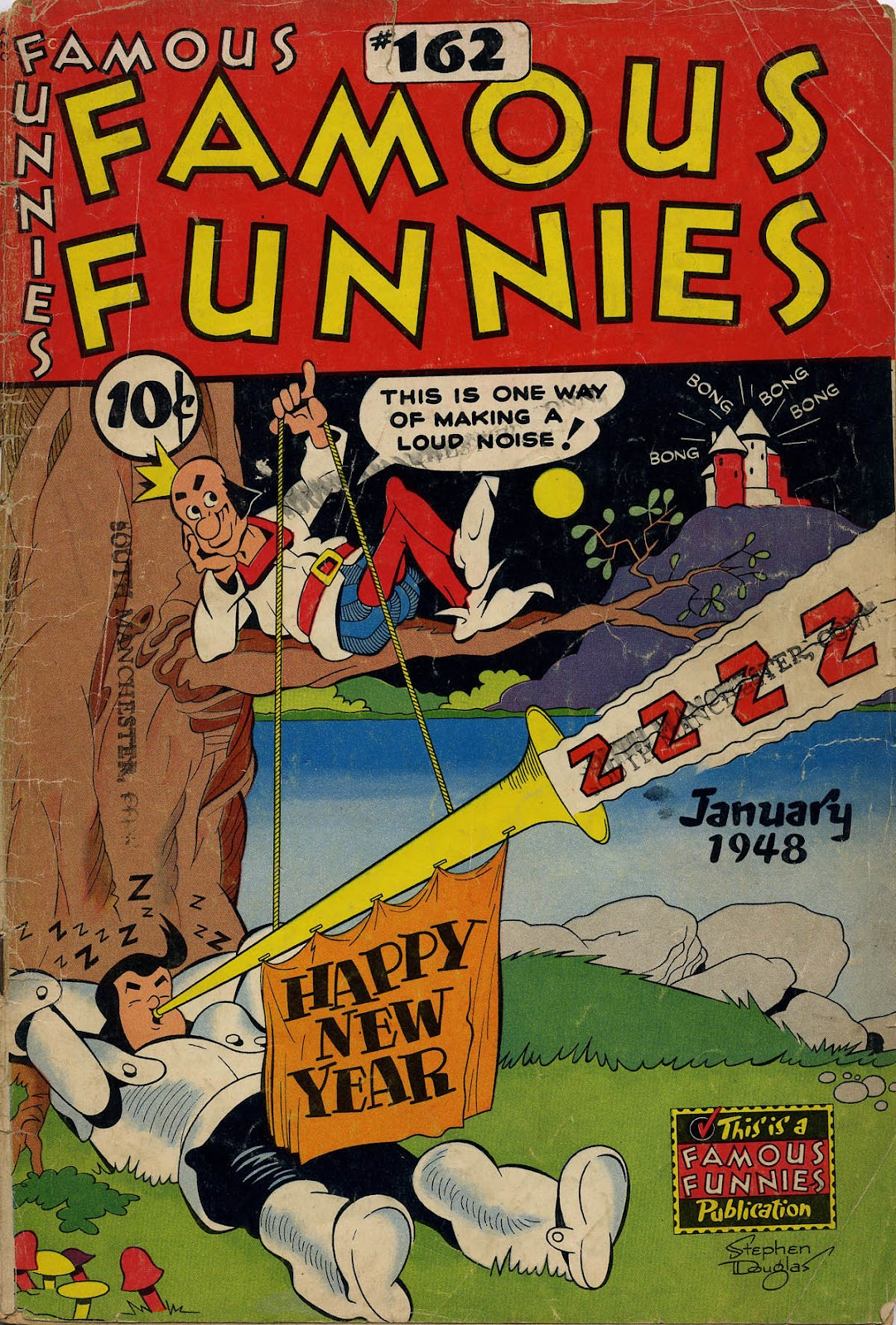 Read online Famous Funnies comic -  Issue #162 - 1