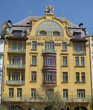 European Adventures Czeching Of Prague