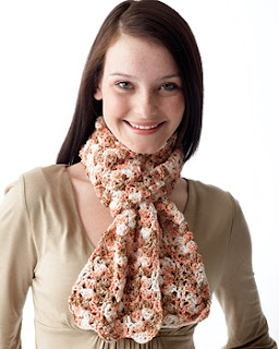 Crocheting Club For Adults Crocheted Scarf
