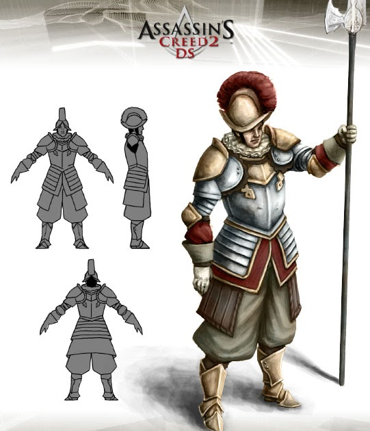 Kelsey Martin Art Blog Assassin S Creed Ii Discovery For