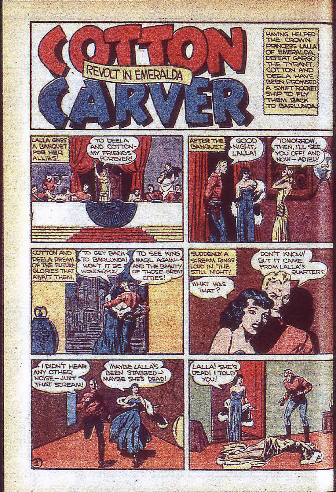 Read online Adventure Comics (1938) comic -  Issue #59 - 33