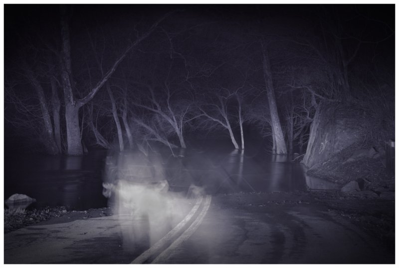 Ghost Hunting Theories Where Do Apparitions Go?