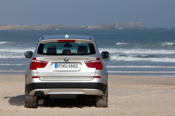 Car Automatis  2011 Bmw X3 Wallpapers
