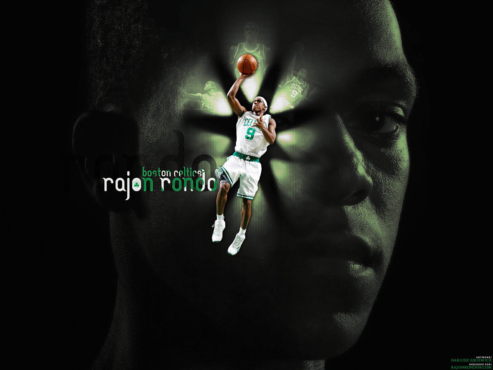 Top NBA Wallpapers: Rajon Rondo Wallpapers