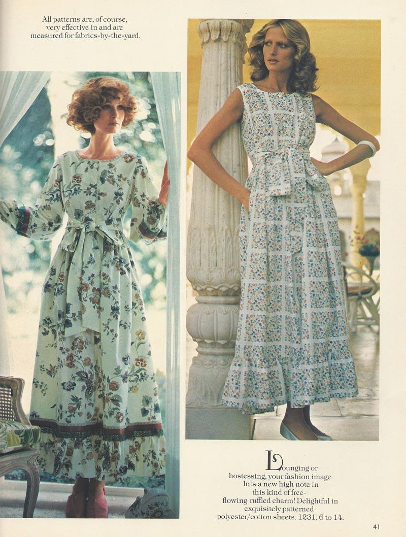 Miss Dandy: A Look Inside VOGUE PATTERNS Magazine