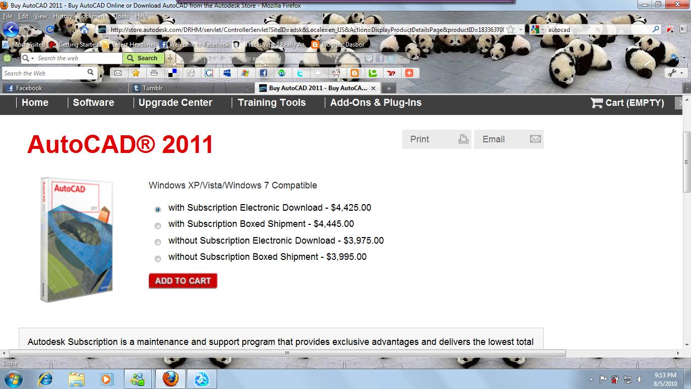 Autocad 2008 fatal error. Give me some advice. Autodesk.