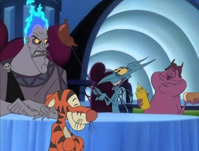 J E  Daniels' Animated Topics & Headlines: A Disney DVD