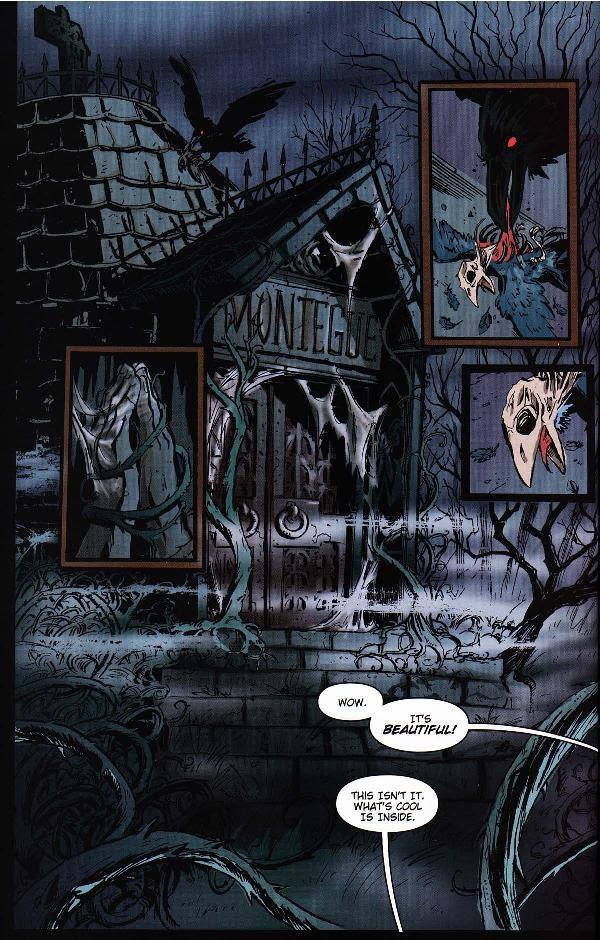 Read online Vampire the Masquerade comic -  Issue # Nosferatu - 22