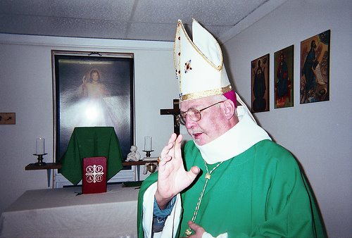 My Friend Archbishop David Milne