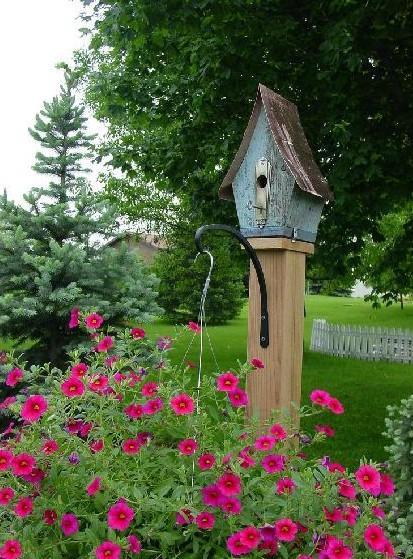 Casas de Pássaros - Birds Houses