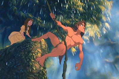 Disney Tarzan - Best Movies 1999