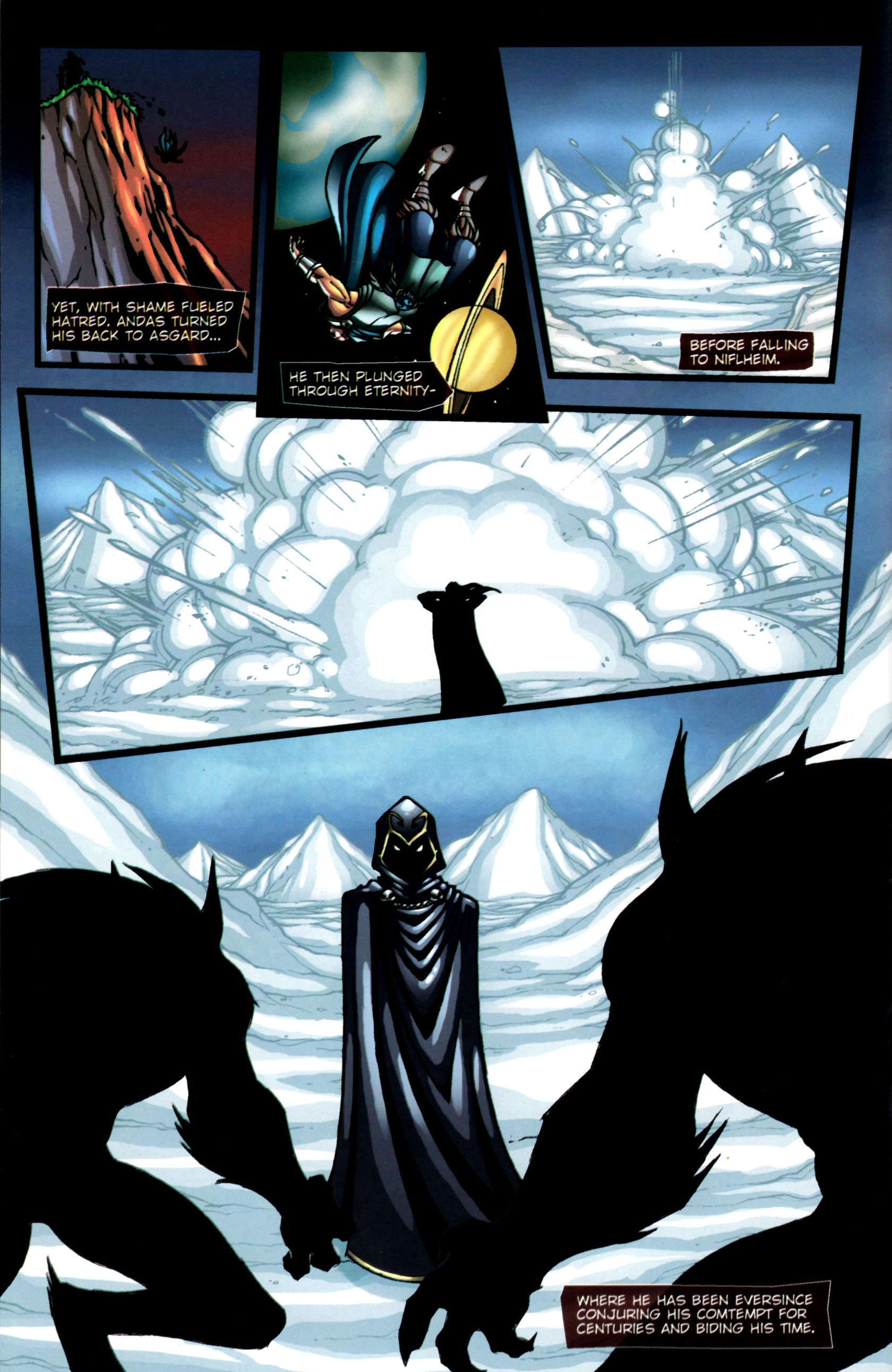 Read online Abiding Perdition comic -  Issue #5 - 13