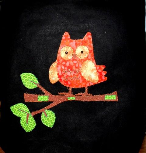 Madame Frog S Craft Blog Owl Tote Bag