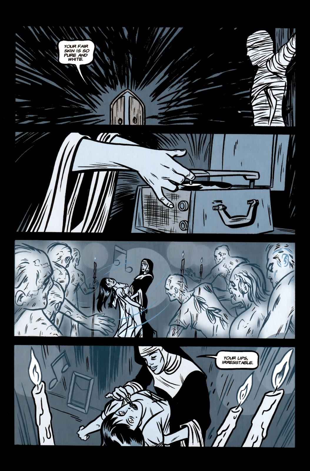 Read online Feeders comic -  Issue # Full - 14