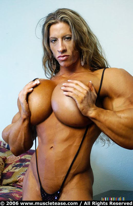 Female Body Builder Porn Star 72